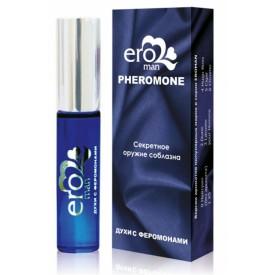 Духи с феромонами для мужчин Eroman №4 - 10 мл.