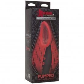 Автоматическая женская вибропомпа Kink Pumped echargeable Automatic Vibrating Pussy Pump